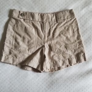 Anthropologie Daughters of Liberation Shorts